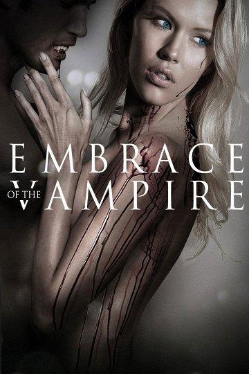 Постер Объятия вампира