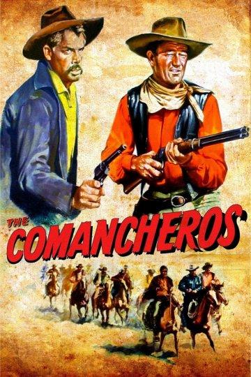 Постер Команчерос