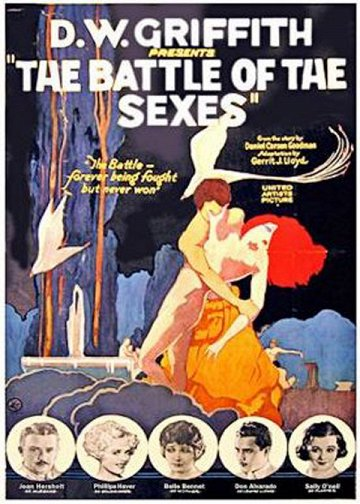 Постер Битва полов