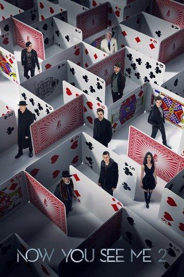 Постер Иллюзия обмана-2