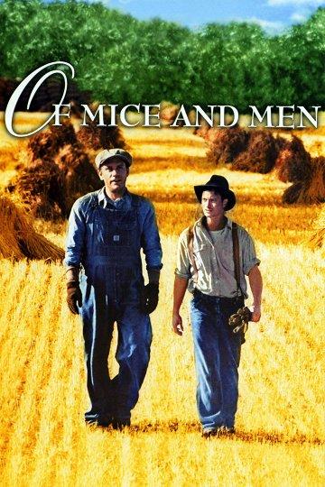 Постер О мышах и людях