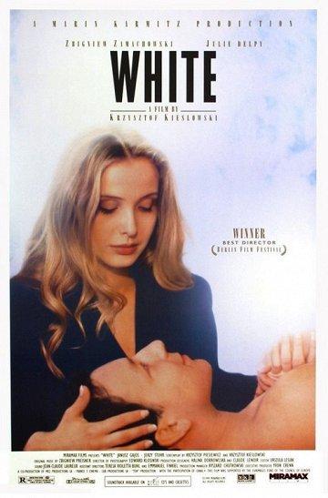Постер Три цвета: Белый