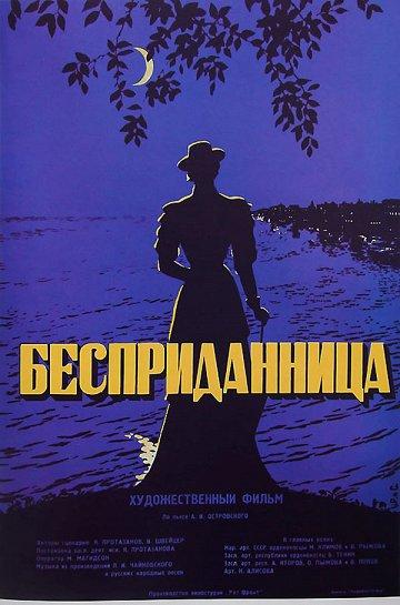 Постер Бесприданница