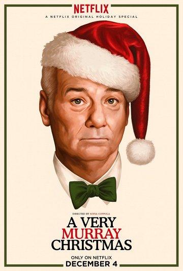 Постер Очень Мюрреевское Рождество