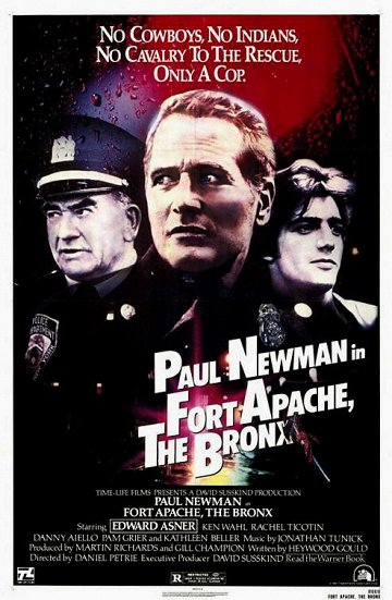 Постер Форт Апач, Бронкс