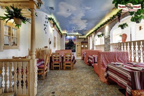 Так выглядит ресторан «Илья Муромец» на Преображенской