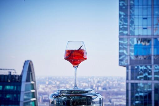 Масштабное обновление барной карты в панорамном ресторане Sixty