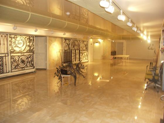 Выставочный зал на Русаковской