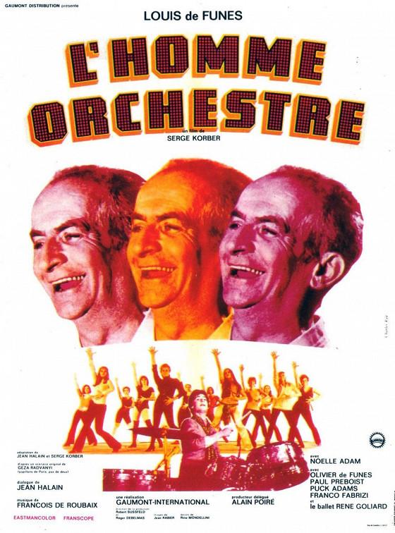 Человек-оркестр (L'homme orchestre)