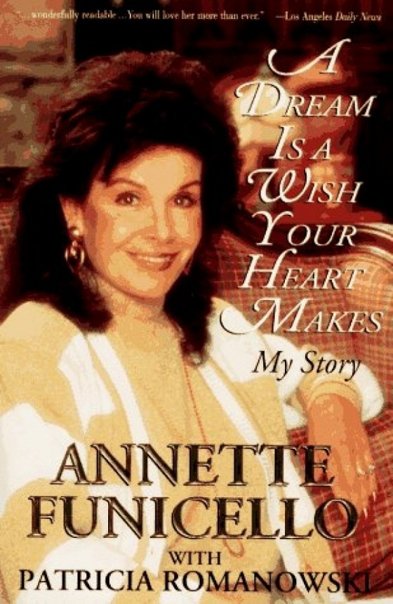 Американская мечта (A Dream Is a Wish Your Heart Makes: The Annette Funicello Story)