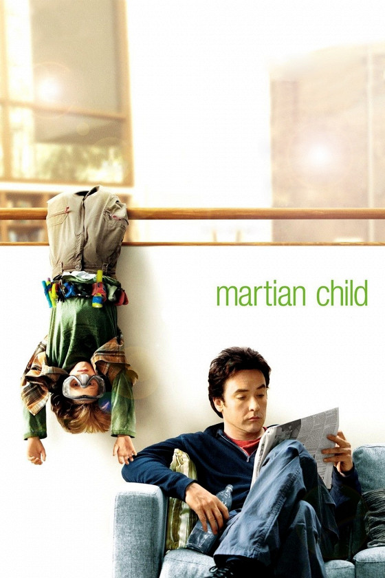 Дитя с Марса (Martian Child)
