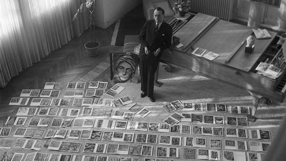 Голоса воображаемого музея Андре Мальро