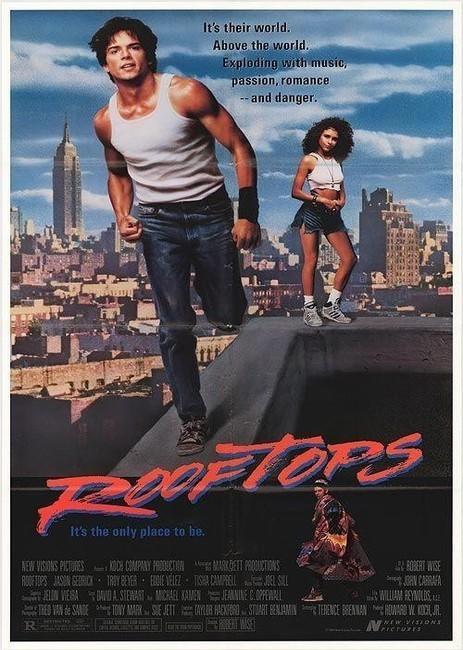Война на крышах (Rooftops)