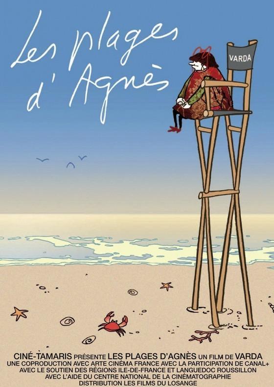 Пляжи Аньес (Les plages d'Agnès)
