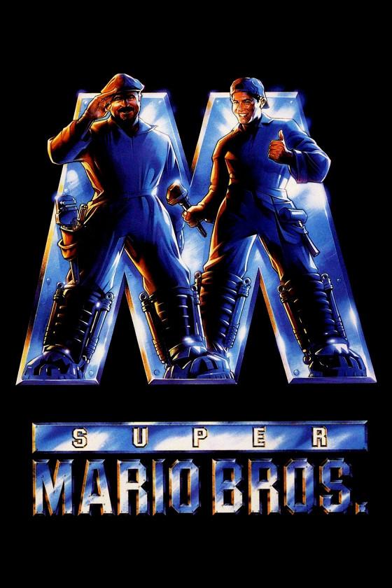 Супербратья Марио (Super Mario Bros.)