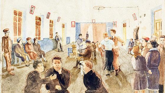 Быть лучше. Рисунки советских подростков 1930–1950-х годов