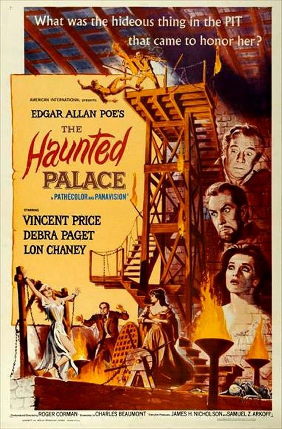 Зачарованный замок (The Haunted Palace)