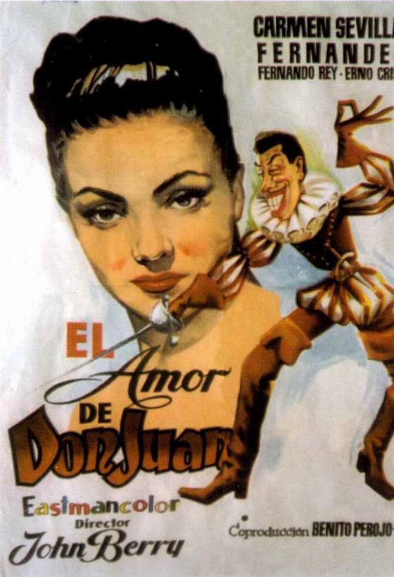 Новый Дон Жуан (El Amor de Don Juan)