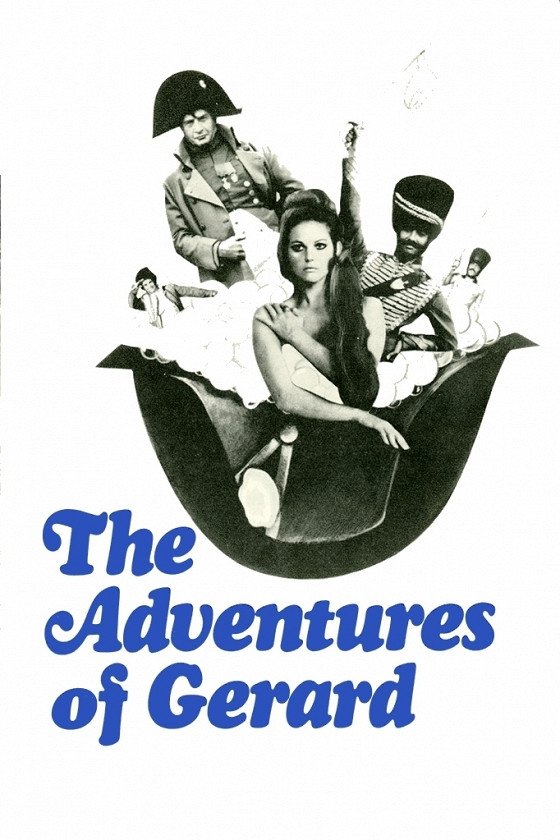 Приключения Жерара (The Adventures of Gerard)