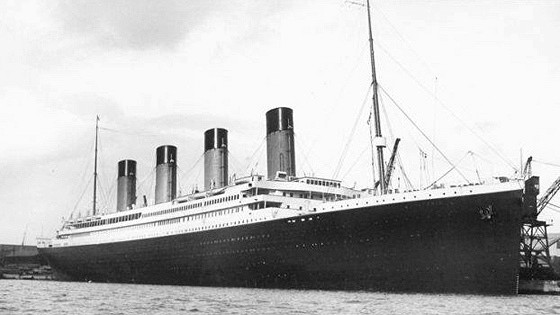 Титаник. Корабль мечты