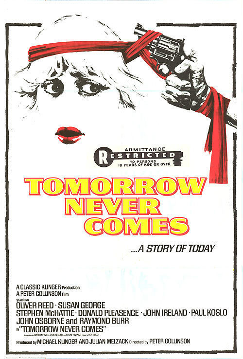 Завтра не наступит никогда (Tomorrow Never Comes)