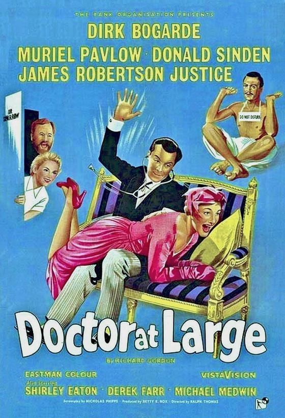 Доктор возвращается (Doctor at Large)