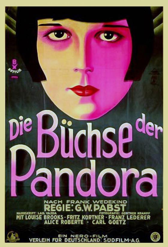 Ящик Пандоры (Die Büchse der Pandora)