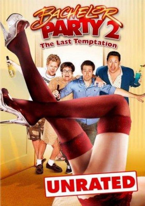 Мальчишник: Последнее искушение (Bachelor Party 2: The Last Temptation)