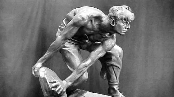 Воспоминания о первых годах революции. Скульптура 1920–1930-х годов