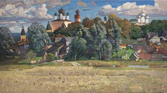 Николай Боровской