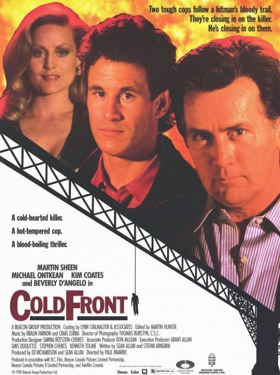 Холодный фронт (Cold Front)