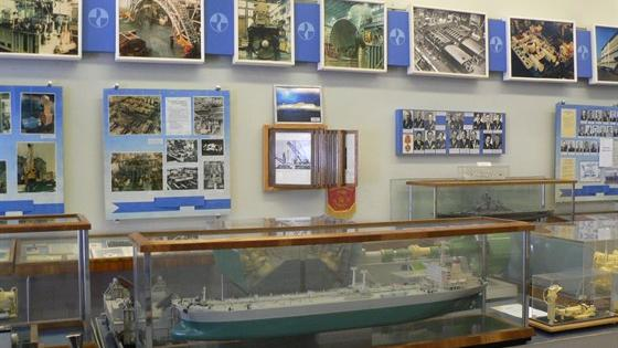 Музей истории ОАО «Пролетарский завод»