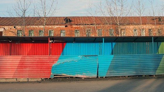 Фотозахват: Смена в городе