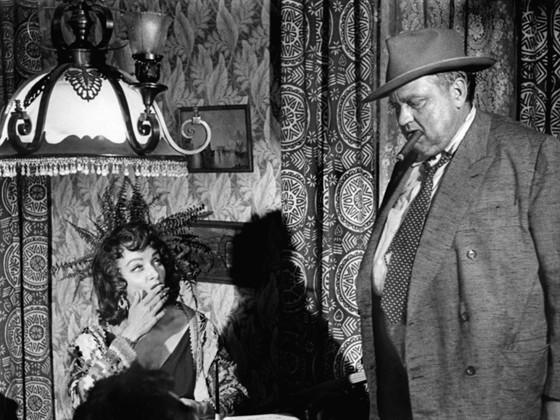 Орсон Уэллс (Orson Welles)