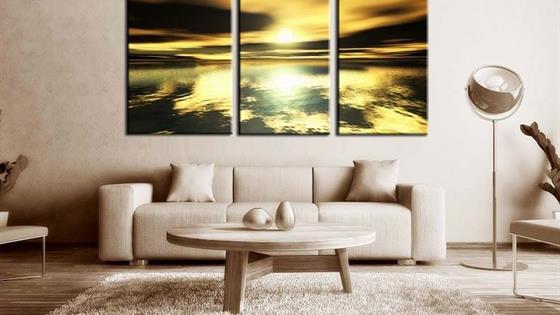 Картины как часть современного интерьера