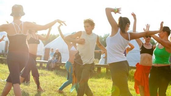 Экофестиваль йоги и здоровья Free Spirit