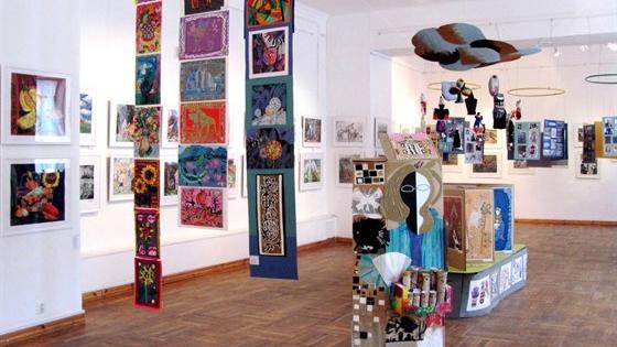 К 45-летию детской художественной школы «Александрино»