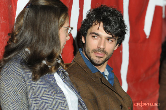 Лука Арджентеро (Luca Argentero)