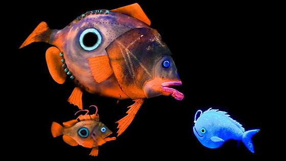 Серебряная рыбка