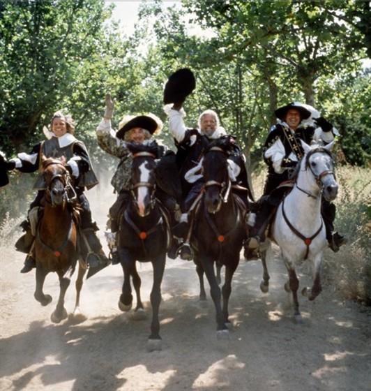 Возвращение мушкетеров (The Return of the Musketeers)