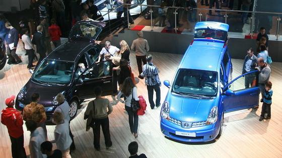Московский международный автомобильный салон-2010
