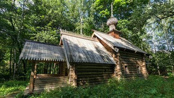 Музей архитектуры и быта народов нижегородского Поволжья