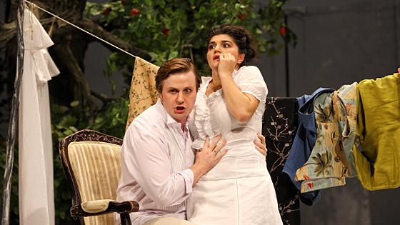 Le Nozze di Figaro (Свадьба Фигаро)