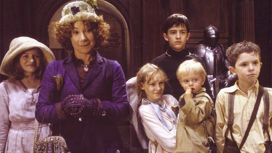 Пятеро детей и фея   (Five Children and It)