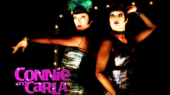 В шоу только девушки (Connie and Carla)