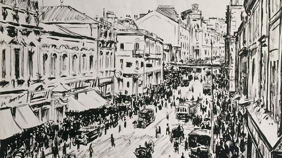 Шедевры русского рисунка 1920-х годов. От классики до авангарда