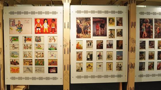 Детский МИР (музей истории русской) открытки