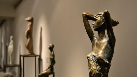 Искусство скульптуры. Образ времени