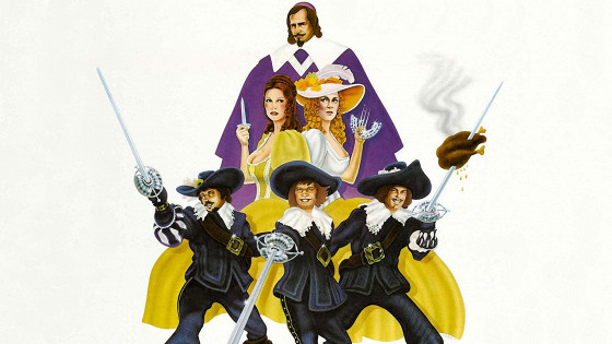 Три мушкетера (The Three Musketeers)