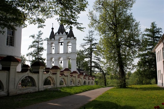 Музей-заповедник Пушкина